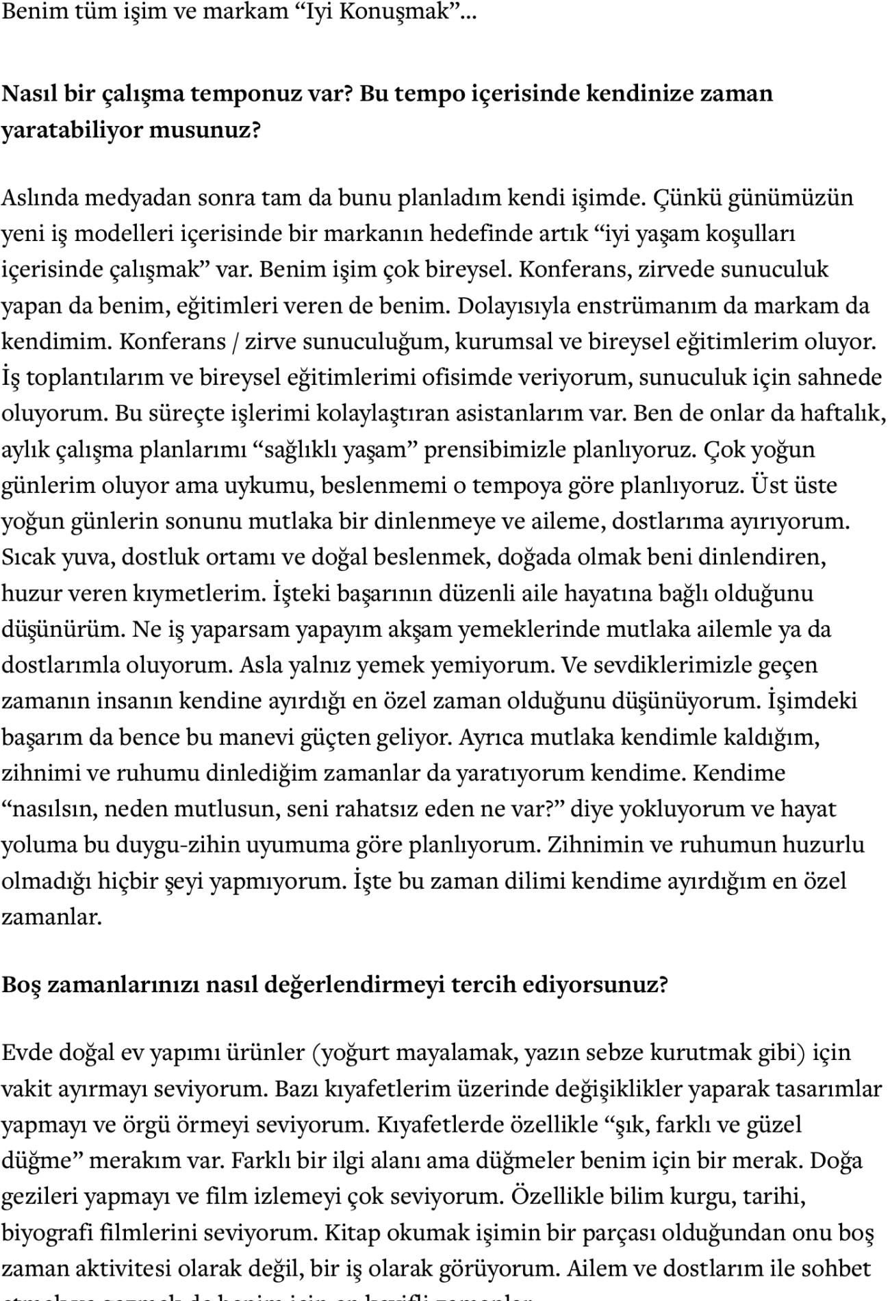 Sevinç Satıroğlu Sunucu Master of Ceremony Konuşma Hitabet Koçluk Danışman Eğitmen Uplifers 3