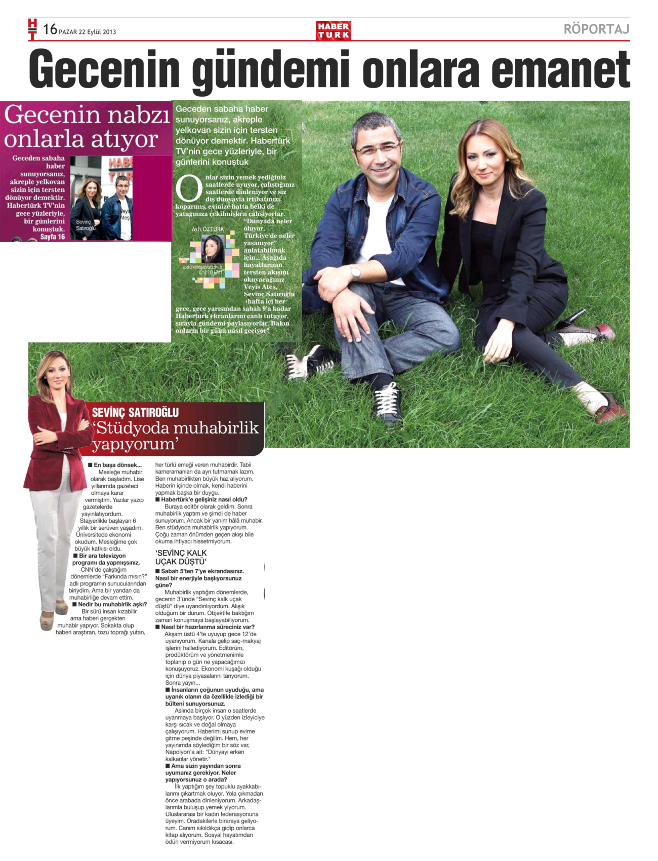 Sevinç Satıroğlu Habertürk TV Anchor Sunucu Haber Spiker Moderatör Master of Ceremony kopya
