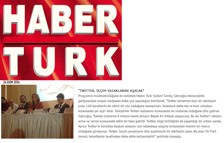 Sevinç Satıroğlu Habertürk Master of Ceremon Sunucu Moderatör Konuşmacı