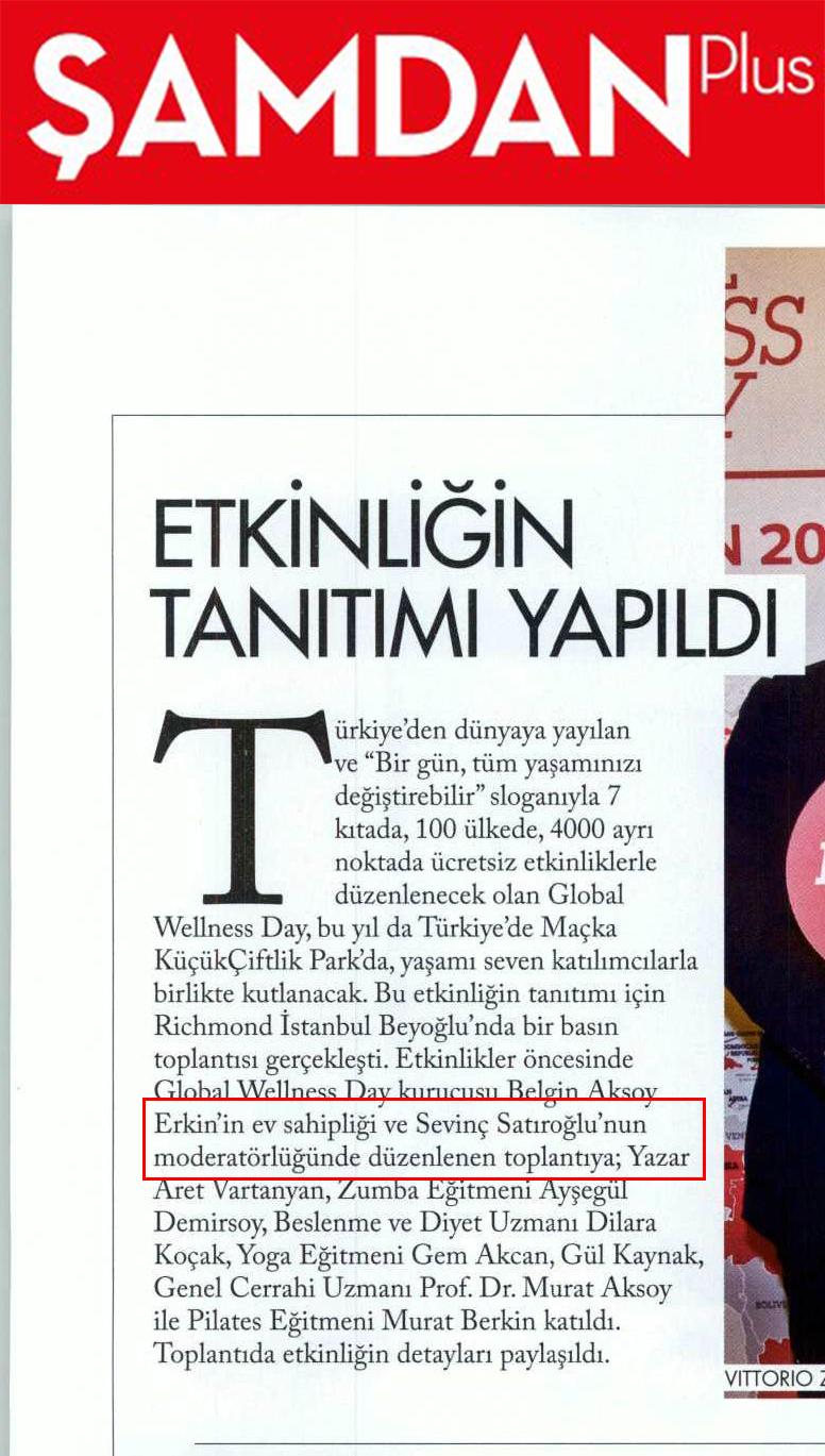 Sevinç Satıroğlu Sunucu Master of Ceremony Moderatör 1