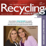 RECYCLING INDUSTRY DERGİSİ – 1 NİSAN 2018